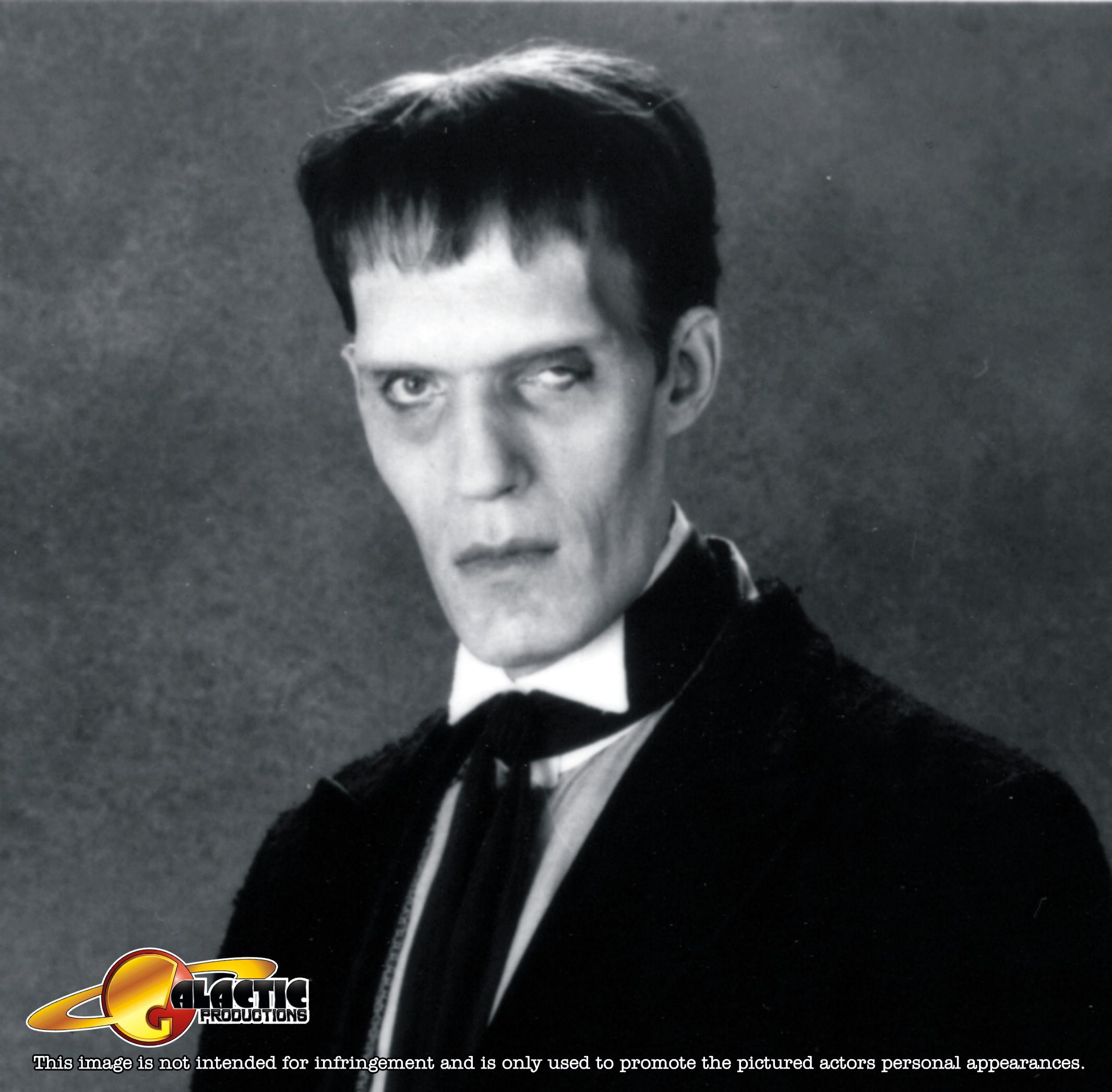 Lurch Addams Actor
