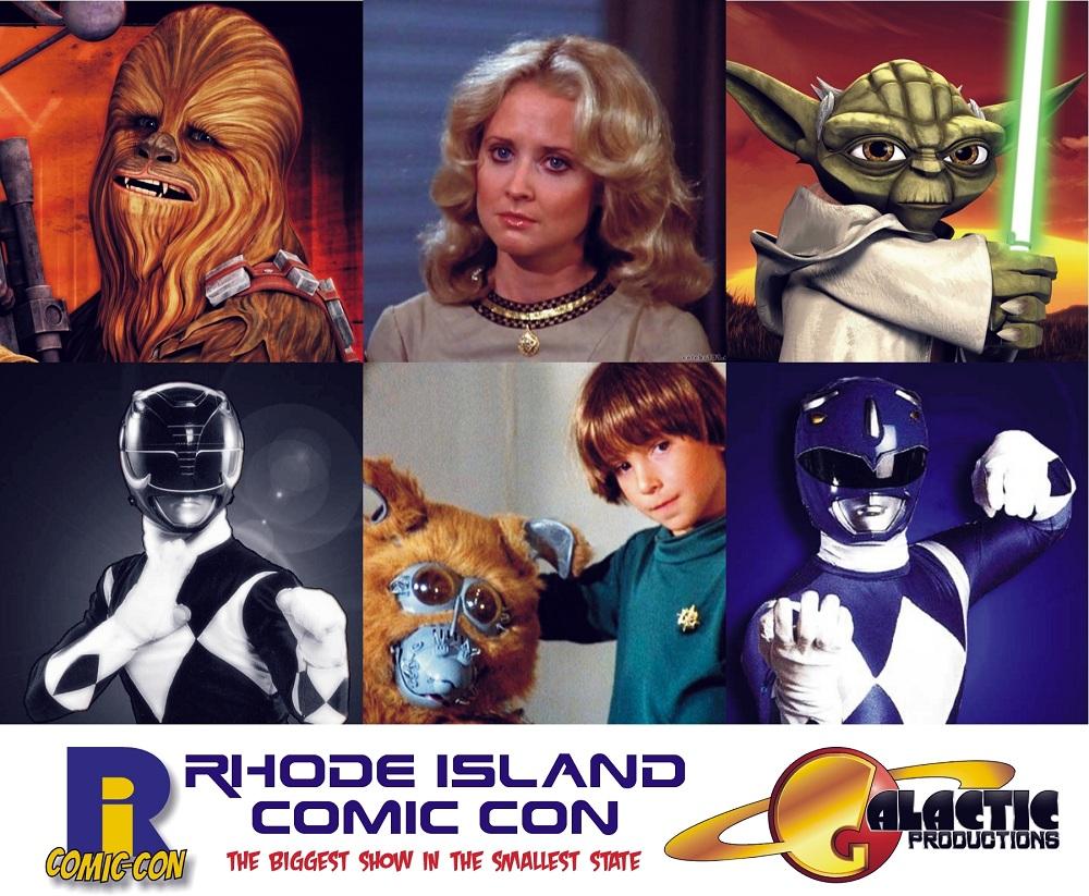 Rhode Island Comic Con Presents a Cast Reunion of the